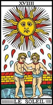 Arcane 19 Le Soleil
